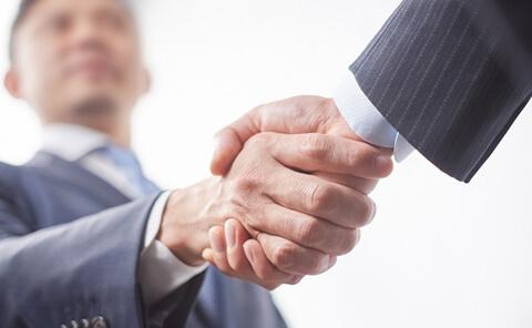 業務提携企業募集